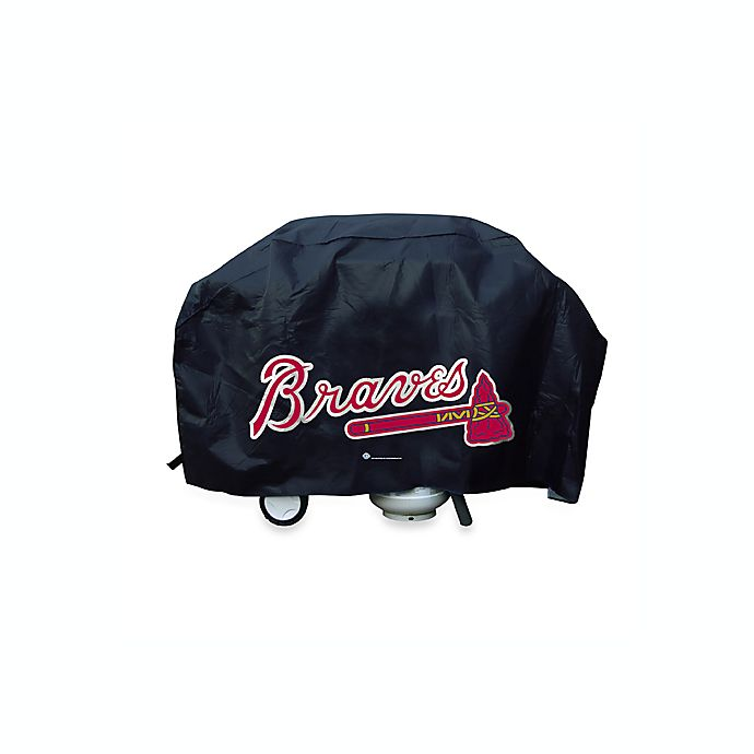 Mlb Atlanta Braves Deluxe Grill Cover Bed Bath Beyond