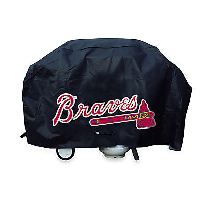 MLB Atlanta Braves Deluxe Grill Cover