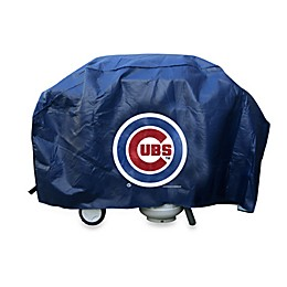 MLB Chicago Cubs Deluxe Grill Cover