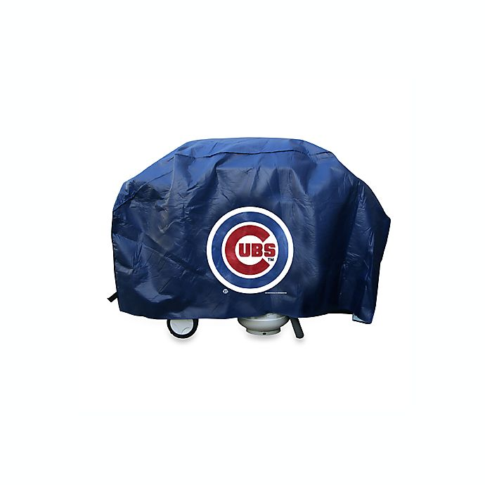 Mlb Chicago Cubs Deluxe Grill Cover Bed Bath Beyond
