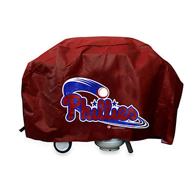 MLB Philadelphia Phillies Deluxe Grill Cover