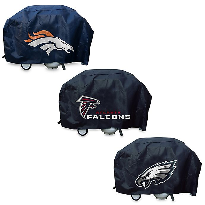 Alternate image 1 for NFL Deluxe BBQ Grill Cover