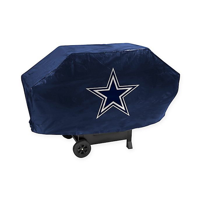 73207a70a NFL Dallas Cowboys Deluxe BBQ Grill Cover
