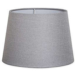 Small Paris Lamp Shade in Grey