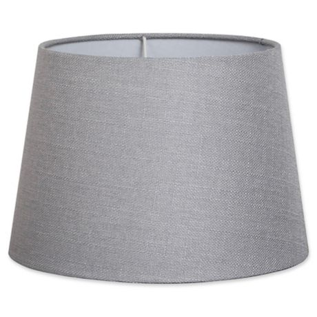 Small Paris Lamp Shade In Grey Bed Bath Amp Beyond