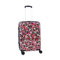 Isaac Mizrahi Harley 22-Inch 8-Wheel Hardside Spinner Carry-on Luggage