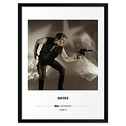 Brian Griffin's Han Solo Wall Art