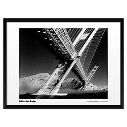 Daniel Furon's Golden Gate Bridge 19-Inch x 25-Inch Wall Art