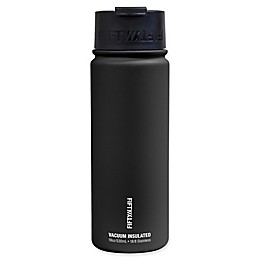 FIFTY/FIFTY 18 oz. Vacuum-Insulated Flip Top Lid Water Bottle