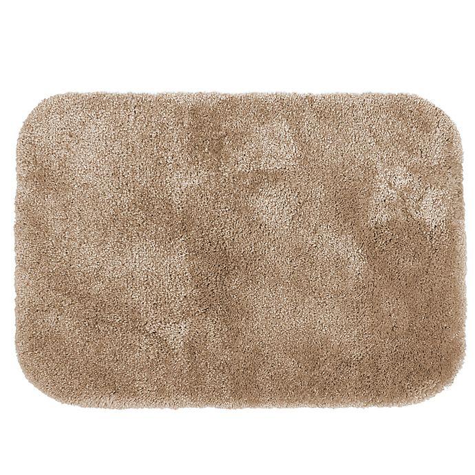 Alternate image 1 for Wamsutta® Duet 20-Inch x 34-Inch Bath Rug in Sand