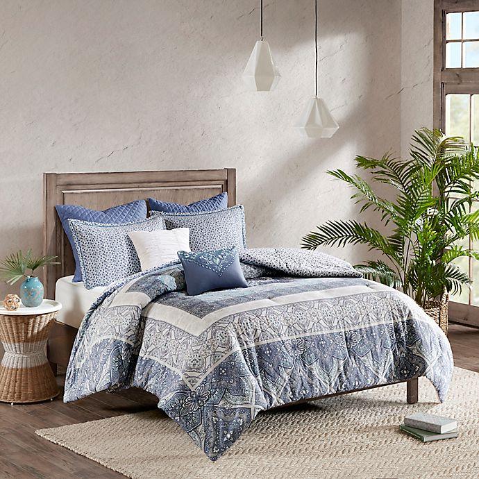 Alternate image 1 for Urban Habitat Maggie 7-Piece Reversible Cotton Comforter Set