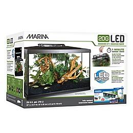 Marina 20-Gallon LED Aquarium