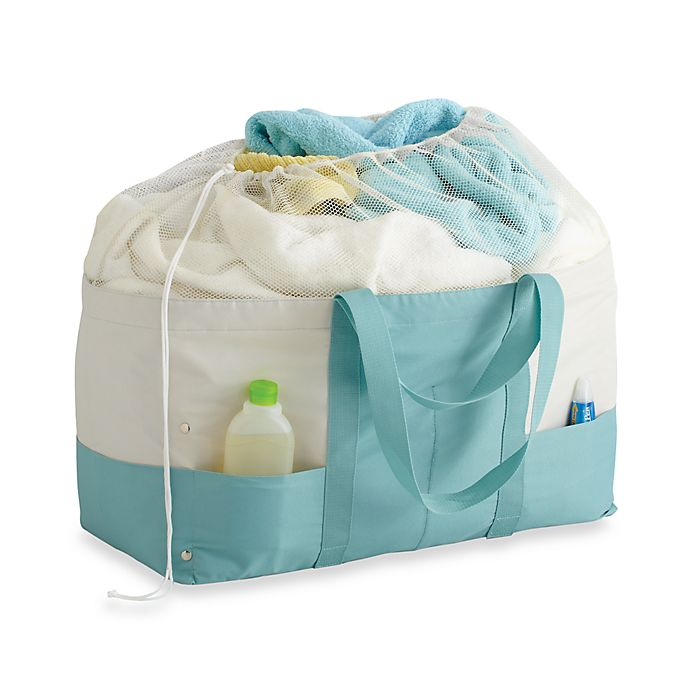 Alternate image 1 for Real Simple® Laundry Tote