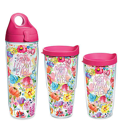 Tervis® Best Mom Ever Floral Wrap Drinkware with Lid