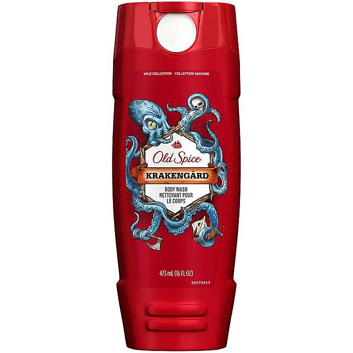 Alternate image 1 for Old Spice® 16 fl. oz. Krakengard Wild Collection Body Wash