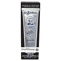 Dr. Sheffield's® 5 oz. Natural Extra Whitening Toothpaste