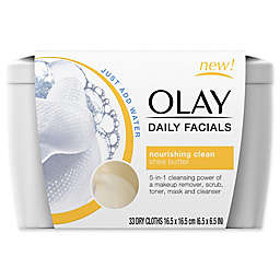 Olay® 33-Count Daily Facials Nourishing Clean Cleansing Cloths