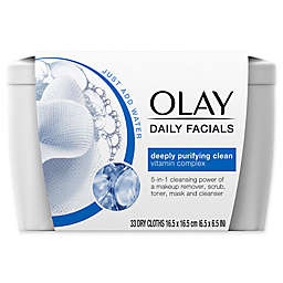 Olay® 33-Count Daily Facials Deeply Purifying Clean Cleansing Cloths