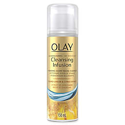 Olay® Micropolishing Cleansing Infusion Facial Cleanser Crushed Ginger and Citrus Extract