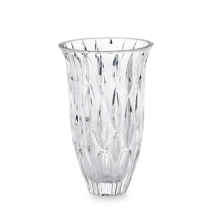 Marquis 174 By Waterford Rain Fall 9 Inch Vase Bed Bath