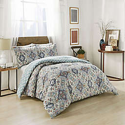 Marble Hill Ahana Reversible Comforter Set