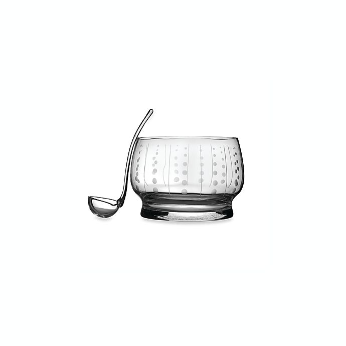 Alternate image 1 for Mikasa® Cheers Punch Bowl Set