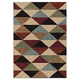 Orian Rugs Impressions Shag Pablo Multicolor Area Rug