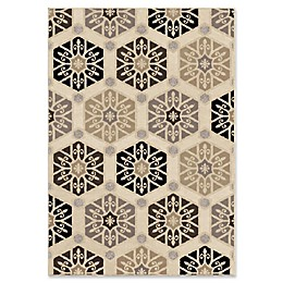 Orian Rugs Epiphany Partha Medallion Woven Area Rug in Multi