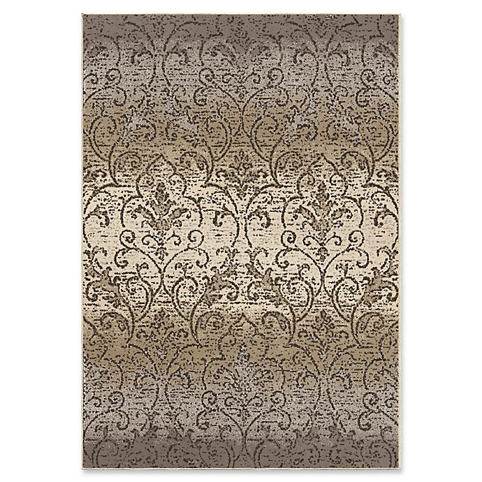 Alternate image 1 for Orian Rugs Epiphany Fontaine Woven 5'3 x 7'6 Area Rug in Grey