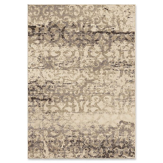 Alternate image 1 for Orian Rugs Epiphany Buxton Bliss Woven 5'3 x 7'6 Area Rug in Ivory