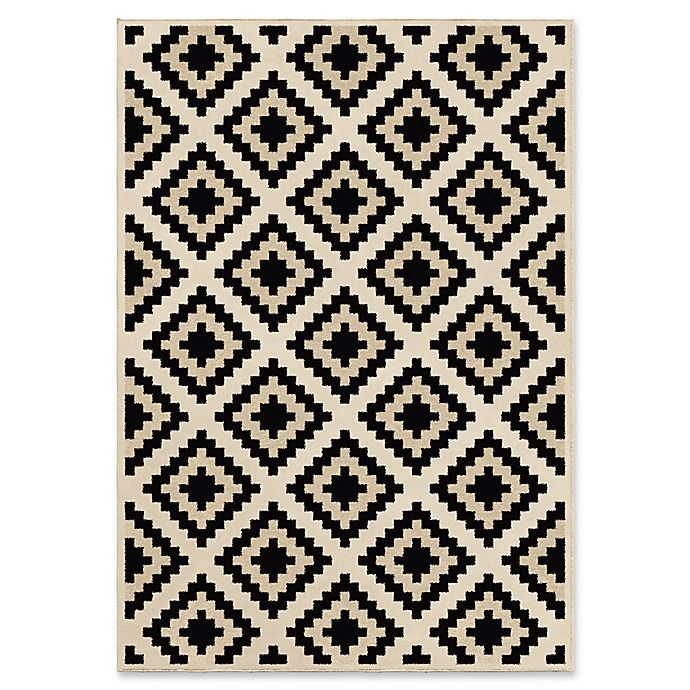 Alternate image 1 for Orian Rugs Epiphany Cuba Seashells Woven 5'3 x 7'6 Area Rug in Ivory