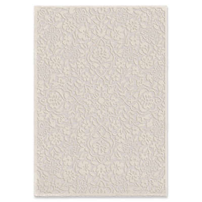 Orian Rugs Cottage Floral Rug in Ivory