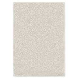 Orian Rugs Cottage Floral 9' x 13' Area Rug in Ivory