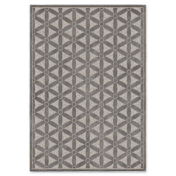 Alternate image 1 for Orian Rugs Luna Silverton 1'11 x 7'6 Runner in Grey