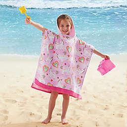 Kids' Hooded Unicorn Towel