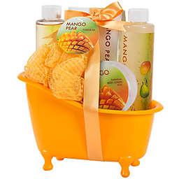Freida & Joe Mango Pear Spa Bath Set