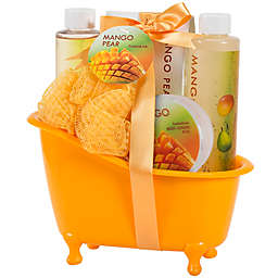 Freida & Joe Mango Pear Spa Bath Set