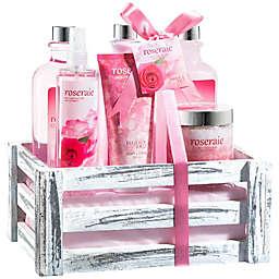 Freida & Joe Perfumed Rose Bath & Body Gift Set