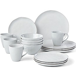 Lenox® French Carved™ Organic 16-Piece Dinnerware Collection