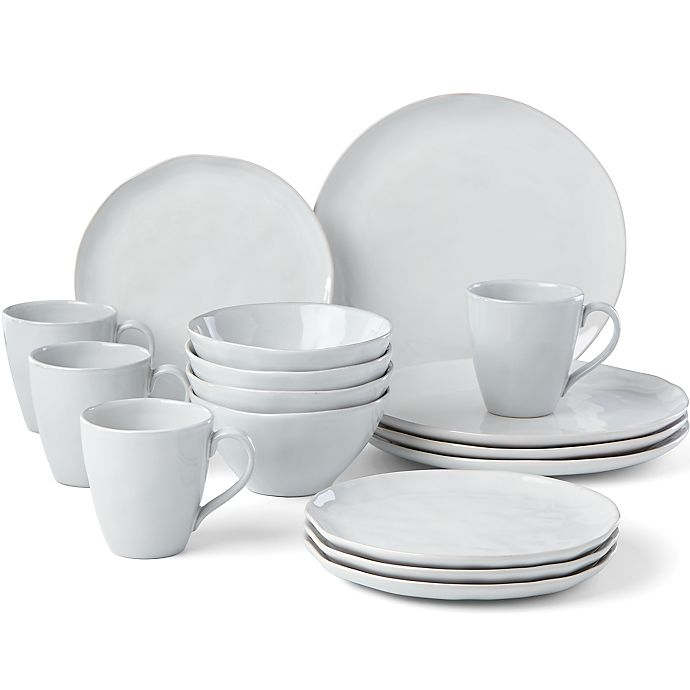 Alternate image 1 for Lenox® French Carved™ Organic 16-Piece Dinnerware Collection