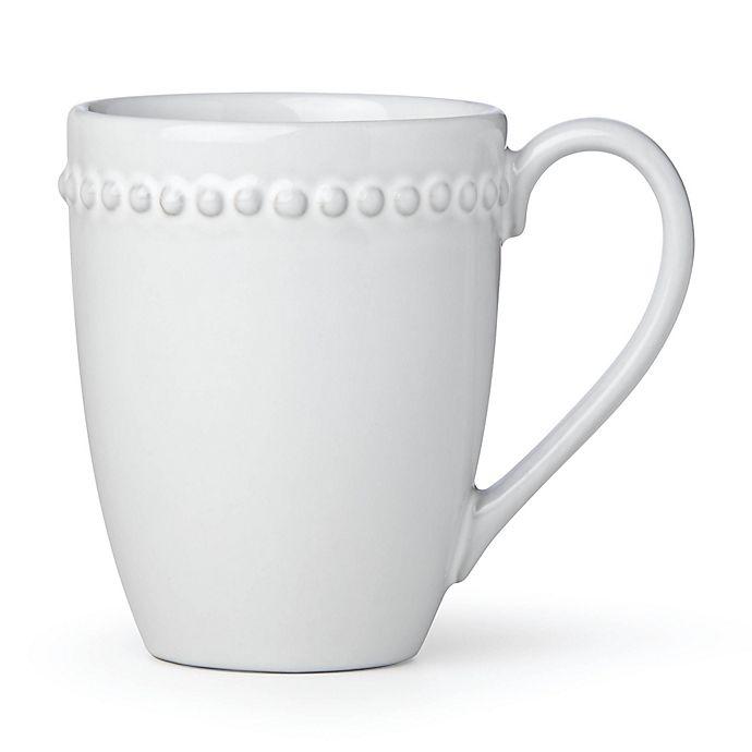 Alternate image 1 for Lenox® French Carved™ Pearl Mug