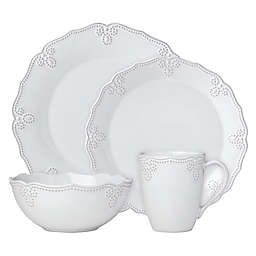 Lenox® French Carved™ Scalloped Dinnerware Collection