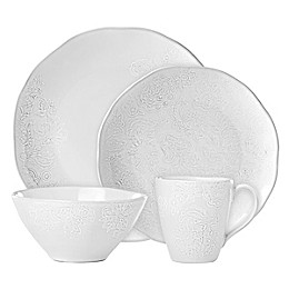 Lenox® French Carved™ Flower Dinnerware Collection