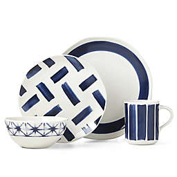 Lenox® Painted Elements™ Indigo Brushed Dinnerware Collection