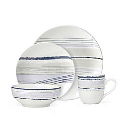 Lenox® Woven Stripes™ Lavender Dinnerware Collection