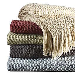 Brielle Winding Wave Throw Blanket