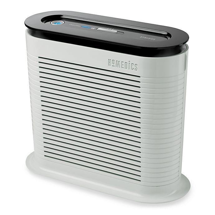 HoMedics HEPA Air Cleaner and Filter | Bed Bath & Beyond
