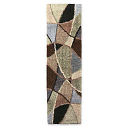 Orian Rugs Abstract Duchess Multicolor 1'11 x 7'5 Runner