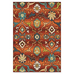 Orian Rugs Tibet Floral Multicolor Rug