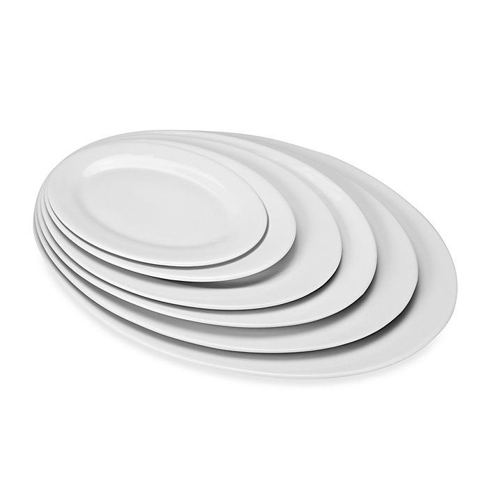 Alternate image 1 for BIA Cordon Bleu Bistro Oval Platter Collection